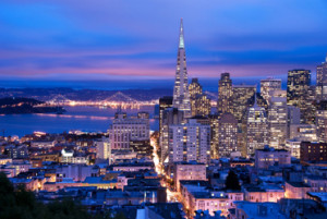 San Francisco, honeymoon, romance