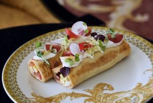 great food in Dubai