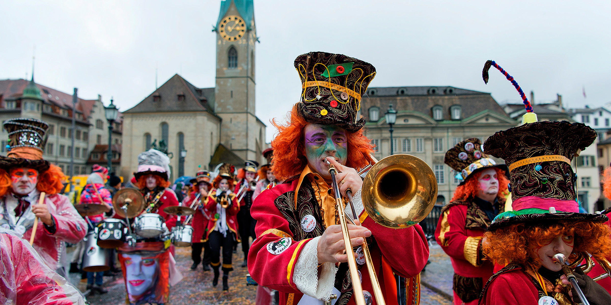 3 Festivals In Switzerland You Should Not Miss Travel
