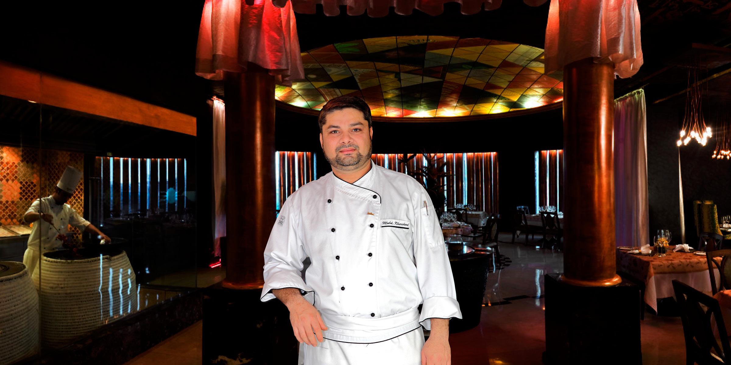Chef Mohammad Khursheed