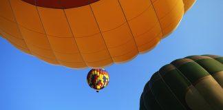 hot air ballooning in India