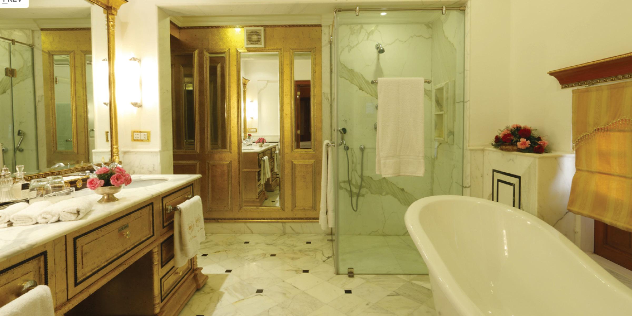 Gorgeous Washrooms