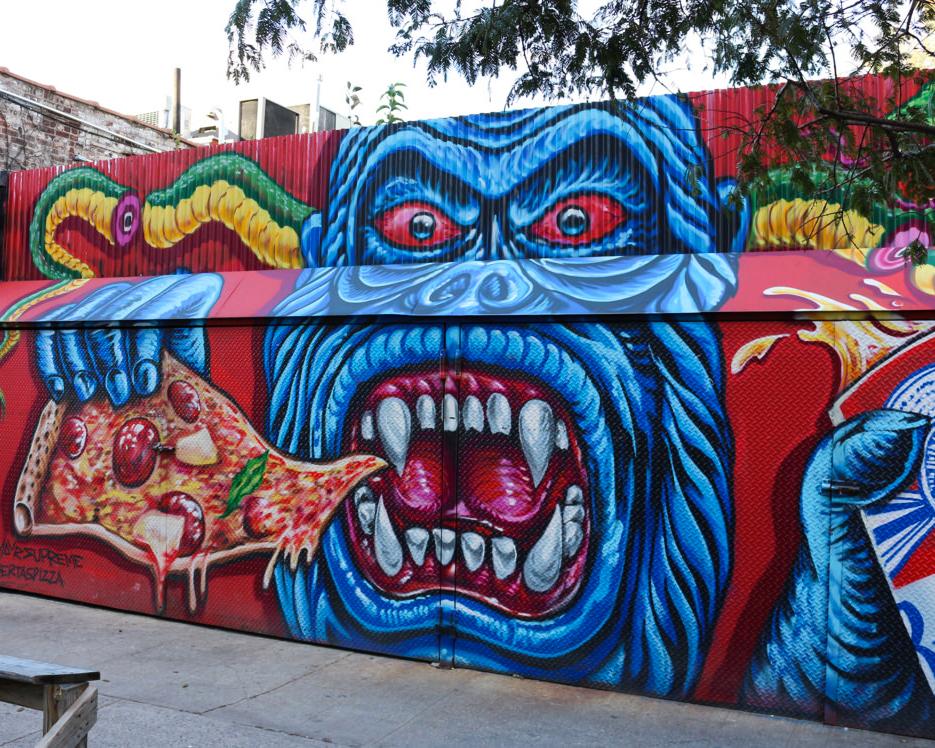 Urban Street Art- USA