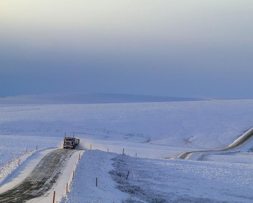 Dangerous Roads - Alaska
