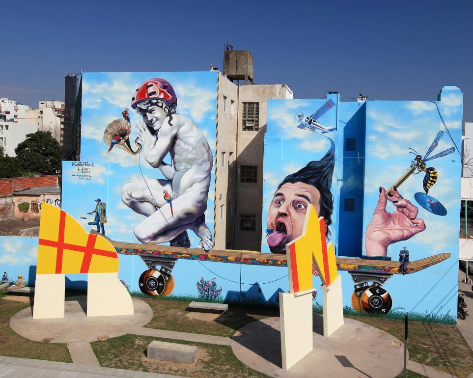 Urban Street Art - Argentina