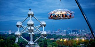 Most Extreme Settings To Dine In