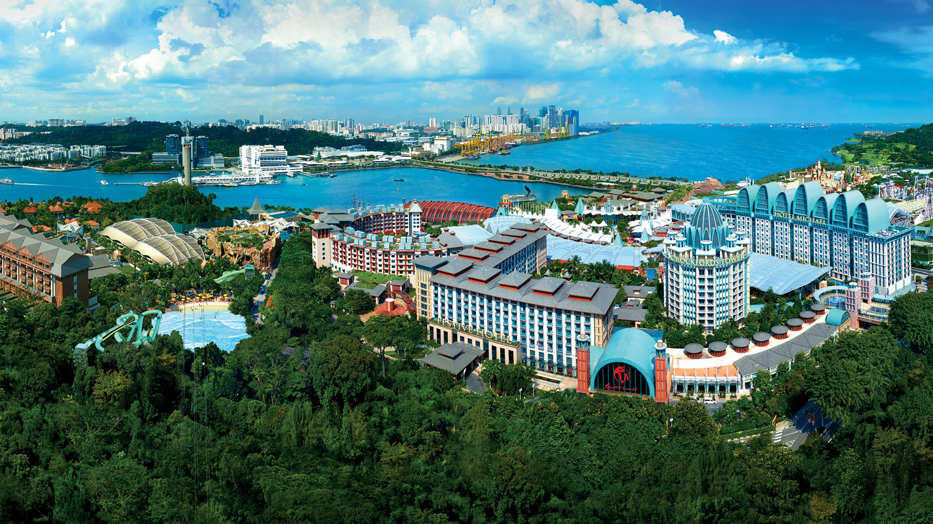 Sentosa Resort World