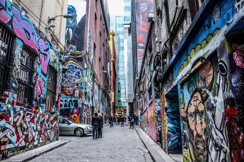 Urban Street Art - Australia