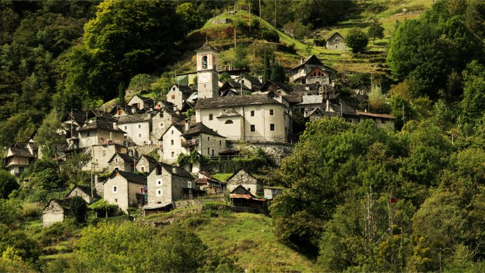 corippo switzerland