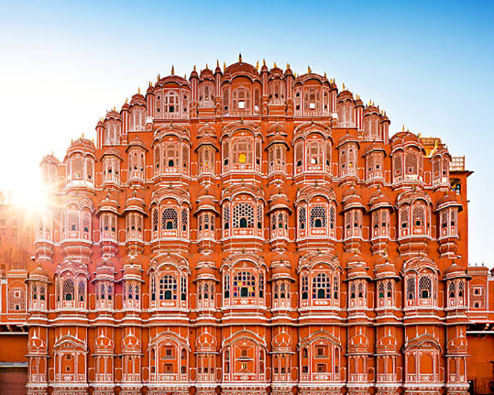 palaces in india