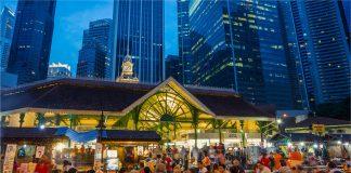 Singapore Secret Bar