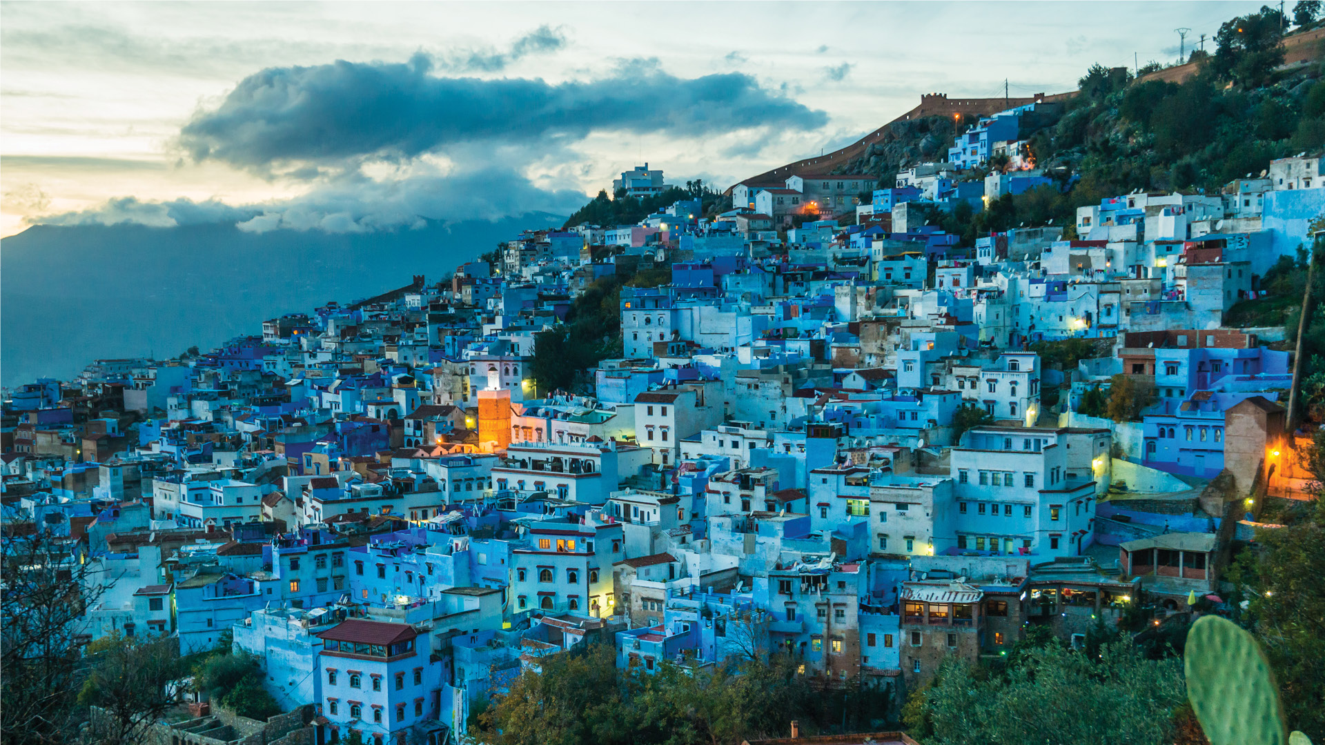 The Secret Why The Blue City Of Morocco Is On Every