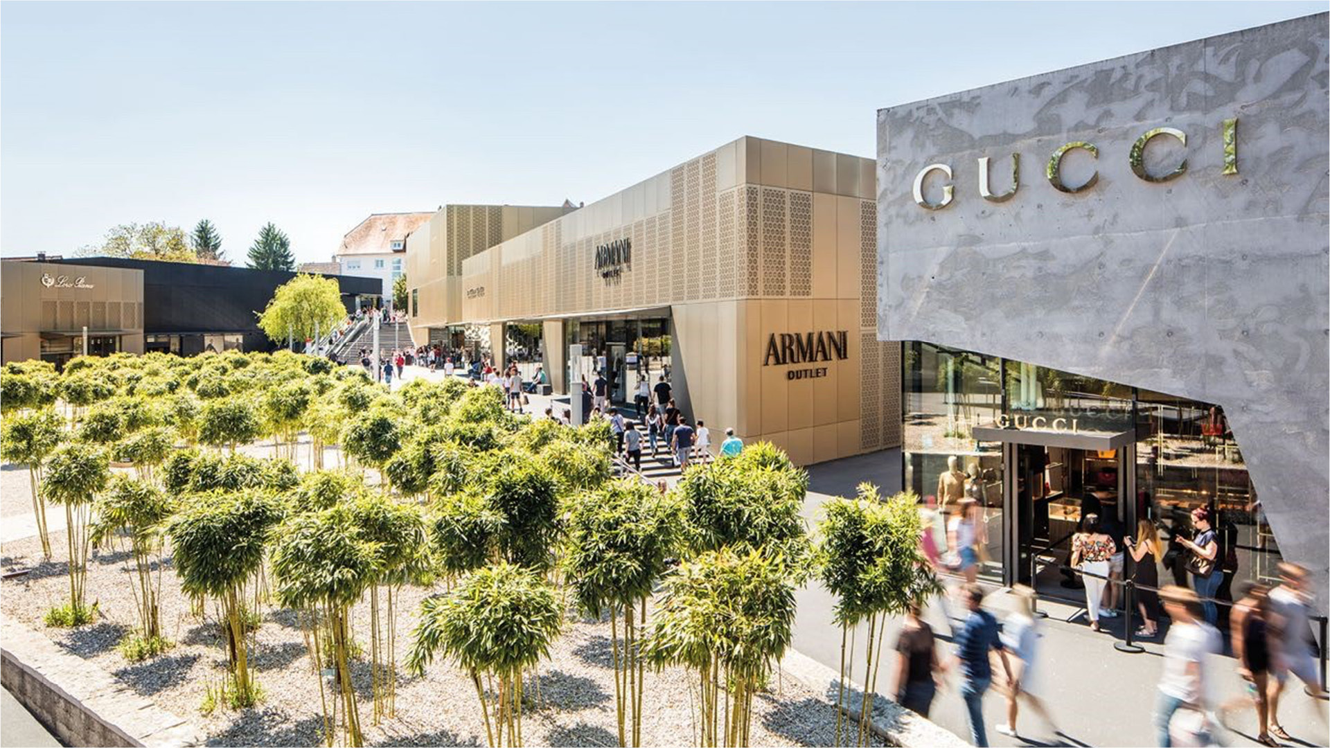 Germany's Outletcity Metzingen Voted As The Most Successful