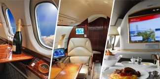 Luxurious Flights