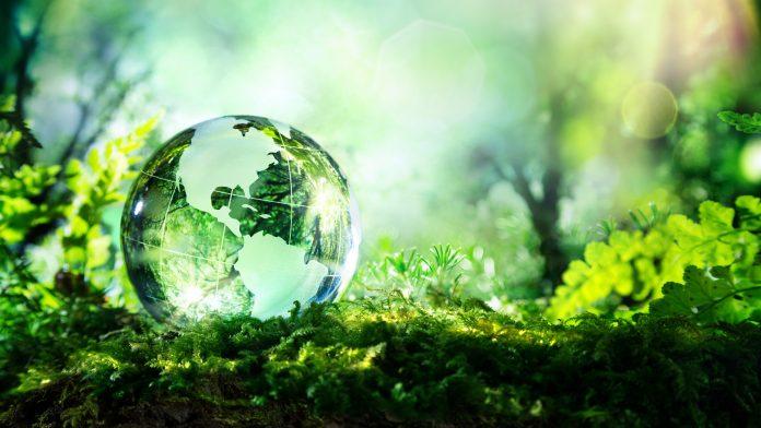 nasa earth greener