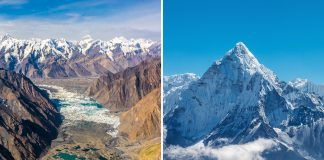 Himalayan glaciers global warming