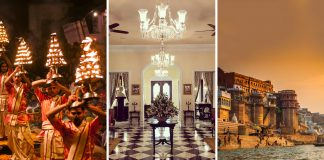 boutique hotels and homestays in Varanasi