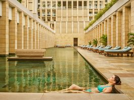 staycation at the lodhi