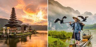 summer vacation destinations asia