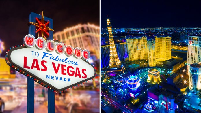 Itinerary For Las Vegas