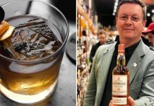 Beam Suntory's Master Scotch Ambassador Simon Brooking