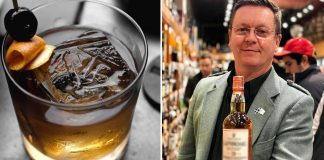 Beam Suntory's Master Scotch Ambassador Simon Brooking
