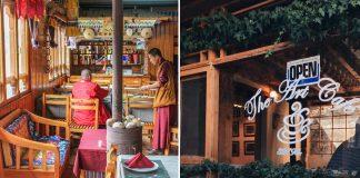 cafes in Bhutan