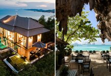 luxury hotel in THailand
