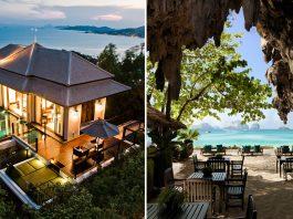 luxury hotel in THailand