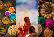 Holi Food