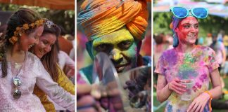 Holi Moo! Festival