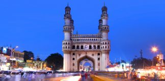 explore Hyderabad like a tourist