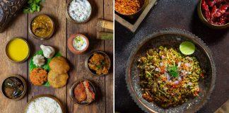 Marathi food at Zambar