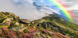 Rainbows in India