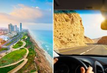 Road Trips to Take in Israel