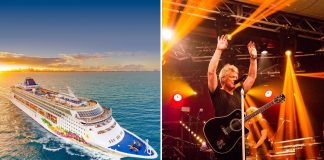 Cruise To Bahamas With Jon Bon Jovi