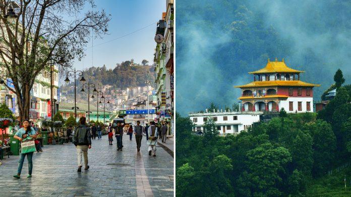 explore Gangtok like a tourist