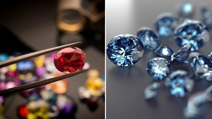 Precious Stones Around The World
