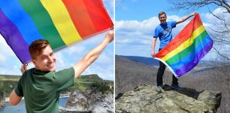 American Man Visits 419 US Parks
