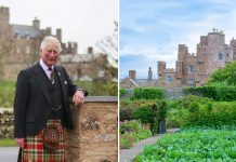 Prince Charles' New B&B In Scotland