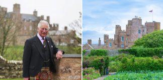 Prince Charles' New B&B In Scotland