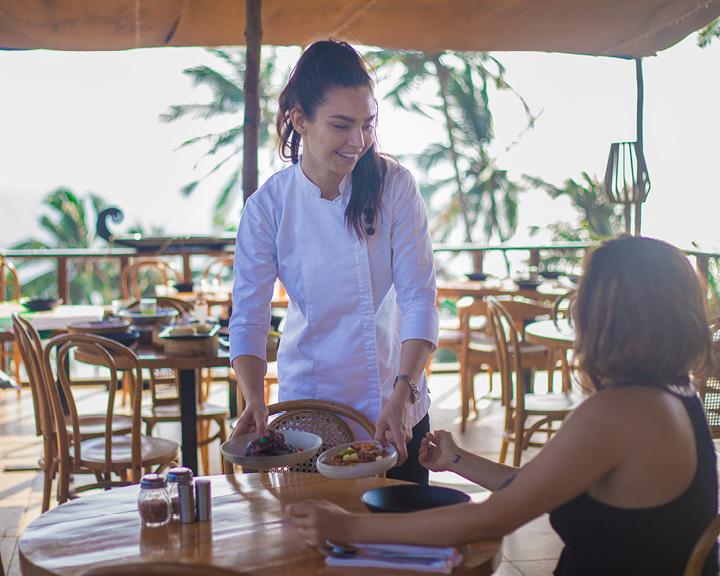 Chef Sarah Todd