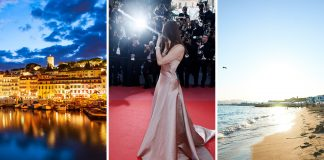Celebs in Cannes