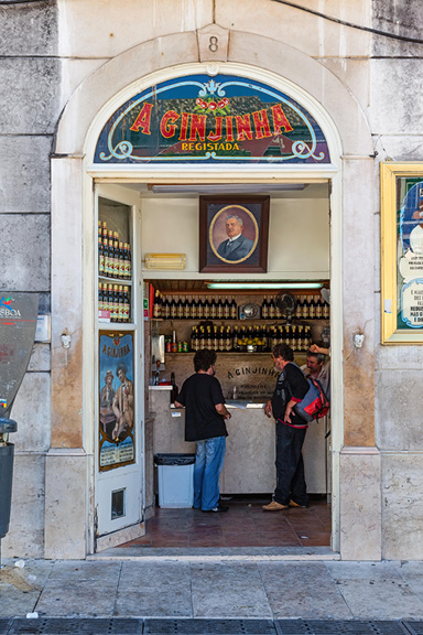 Foodie In Lisbon