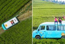Caravan trip accross Sikkim