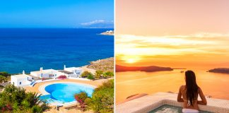 Boutique Hotels in Mykonos