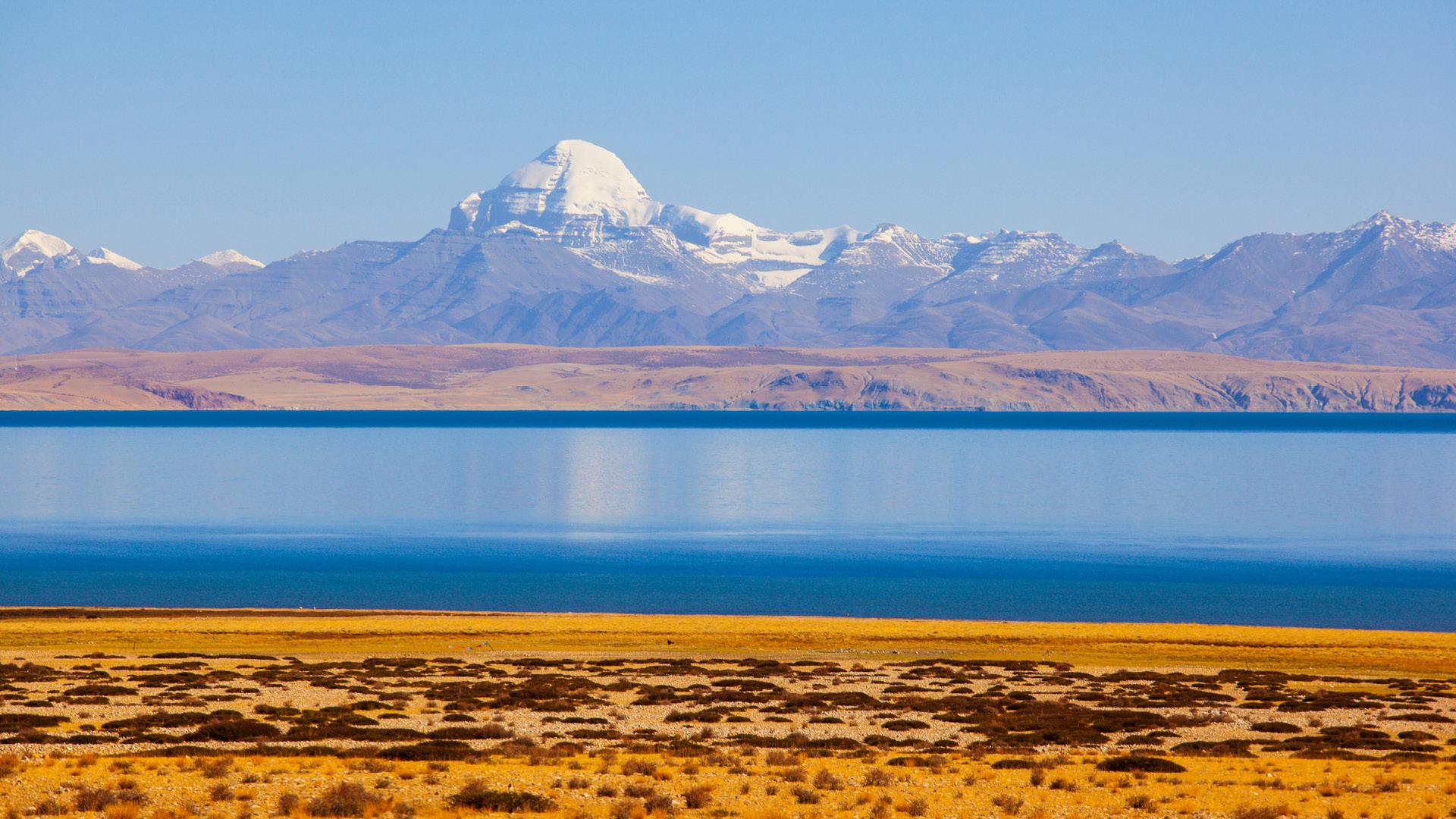 Озёра Шивы, озеро Манасаровар и гора Кайлаш ждут ВАС!
