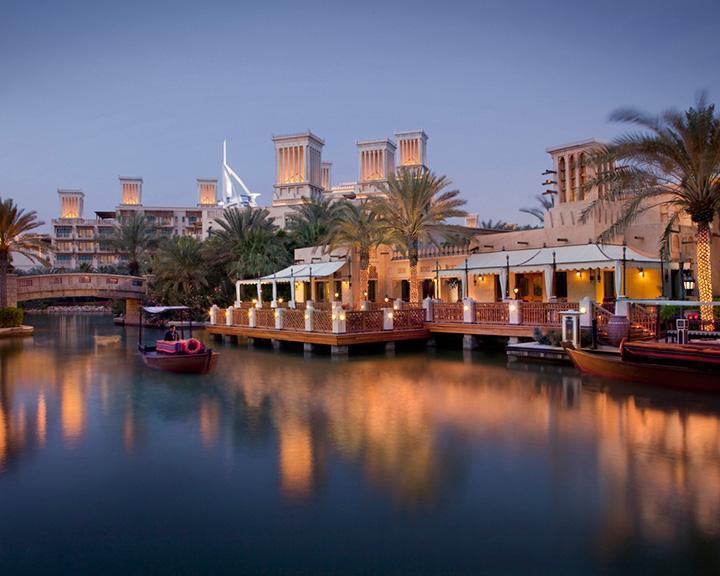 Dubai A Melting Pot Of World Cuisine