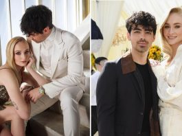Sophie Turner And Joe Jonas Tie The Knot In Las Vegas