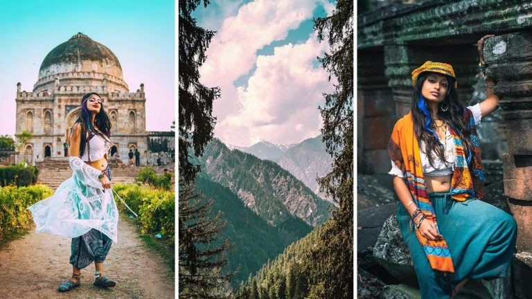 Travel Blogger Kamya Buch Talks About How She Embraced The Nomadic Life